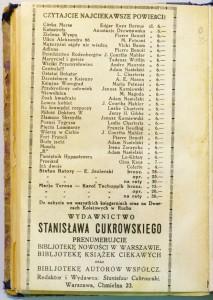 Lista książek ciekawych