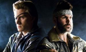 JTRO i Dubba, czyli dwóch antagonistów na jednym zdjęciu. Prywatnie koledzy z podwórka.