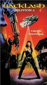 Kobieta w czarnej skórze jest, statek kosmiczny jest, robot jest, sześciostrzałowiec jest. Dziki Zachód też jest.