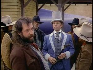 Anglik na dzikim zachodzie musiał mieć ciężko. Wiemy to od czasu kiedy pojawił się w jednym z Lucky Luke'ów.