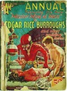 Amazing Stories nie mogło się pochwalić wysokiej jakości okładkami.