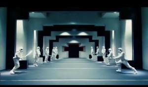 White power! Ewentualnie mam podjerzenie, że sklonowano Storm Shadowa.