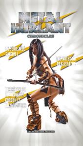 Grafika promocyjna, która wzieła się z ujęć wykorzysanych do czołówki serialu.