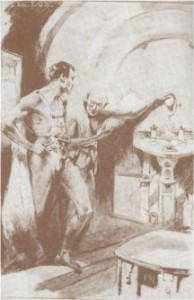 Ilustracja z wewnątrz książki.