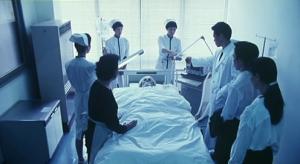 Szpital zawsze jest przerażającym miejscem.