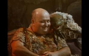 Bal Caz i jego doradca. Ach ta przyjemna twarz i godny zaufania uśmiech.