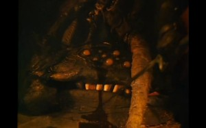 Potworny potwór wart Oscara!