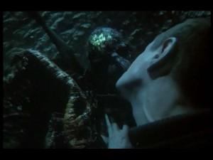 Film Andrzeja Żuławskiego na motywach Trylogii księżycowej charakteryzuje się tym, że jest strasznie ciemny i właściwie ledwo widać Szernów. Poza tym, że są trochę tandetnie zrobieni.