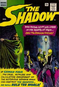 Lata 60-te były dziwne w komiksach