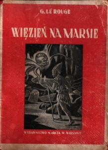 Okładka oddaje bardziej baśniowy niż s-fowy charakter powieści.