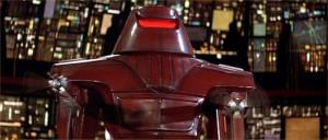 Jeden z robotów, Maximilian. Typowo niemiecka konstrukcja!