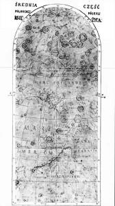Mapa księżyca u Żuławskiego