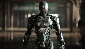 Co byłoby lepsze, jako ochroniarz w super markecie: taki robot, czy człowiek?