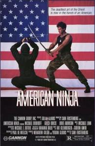 Amerykański Ninja ma tyle shirukenów, ile jest Stanów.