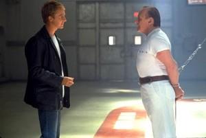 Dieta z ludziny wyraźnie tuczy. W trakcie seansu Smoka żałowałem między innymi, że Hannibal się nie podtuczył na tej inkarnacji Grahama...