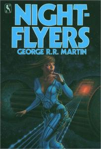 Okładka zbiorku z opowiadaniem Martina. Taka trochę Ripley'owata.