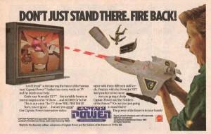 Wojna na nowe technologie dotarła także do zabawek. Dzisiaj już niewiele z tej elektroniki zostało w użyciu i produkcji.