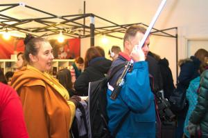 Nowoczesne metody walki mieczem świetlnym