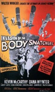 Orginalny plakat filmu zwraca uwagę pomysłową kompozycją